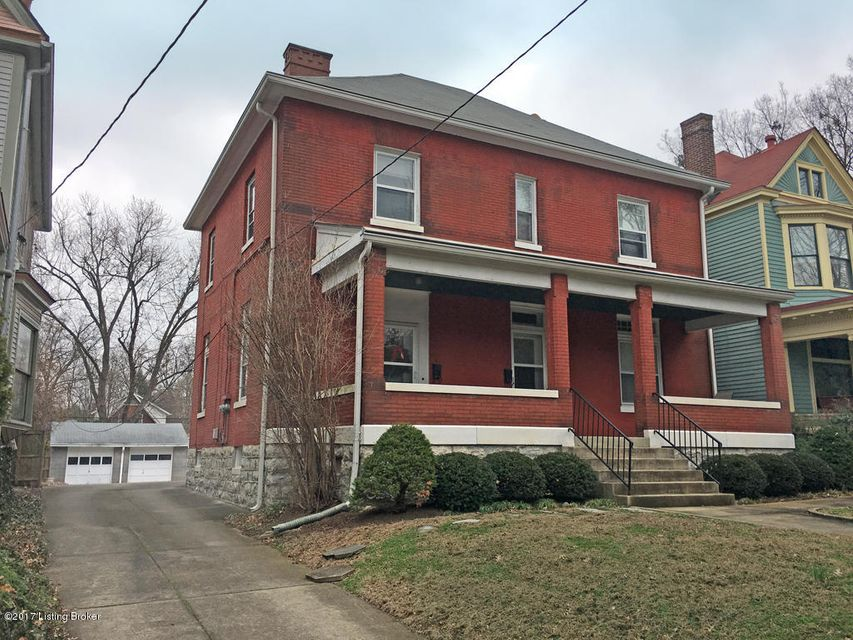 Additional photo for property listing at 1271 Willow Avenue  Louisville, Kentucky 40204 United States