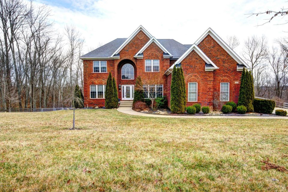 Single Family Home for Sale at 3800 Ballard Woods Court Smithfield, Kentucky 40068 United States