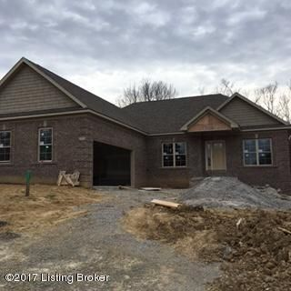 Single Family Home for Sale at 879 Abingdon Lane Shelbyville, Kentucky 40065 United States