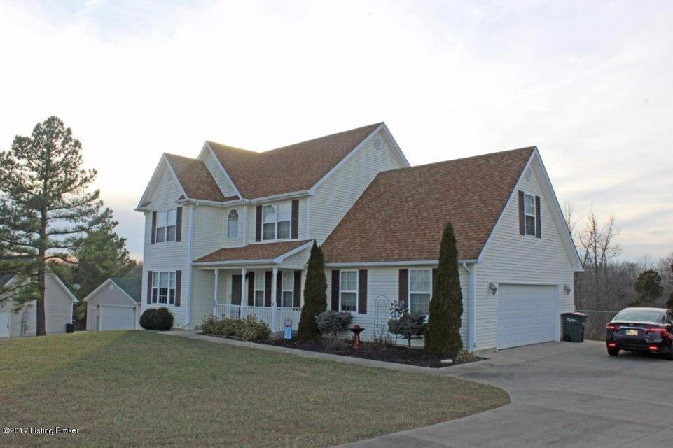 Single Family Home for Sale at 65 Shacklette Court Vine Grove, Kentucky 40175 United States