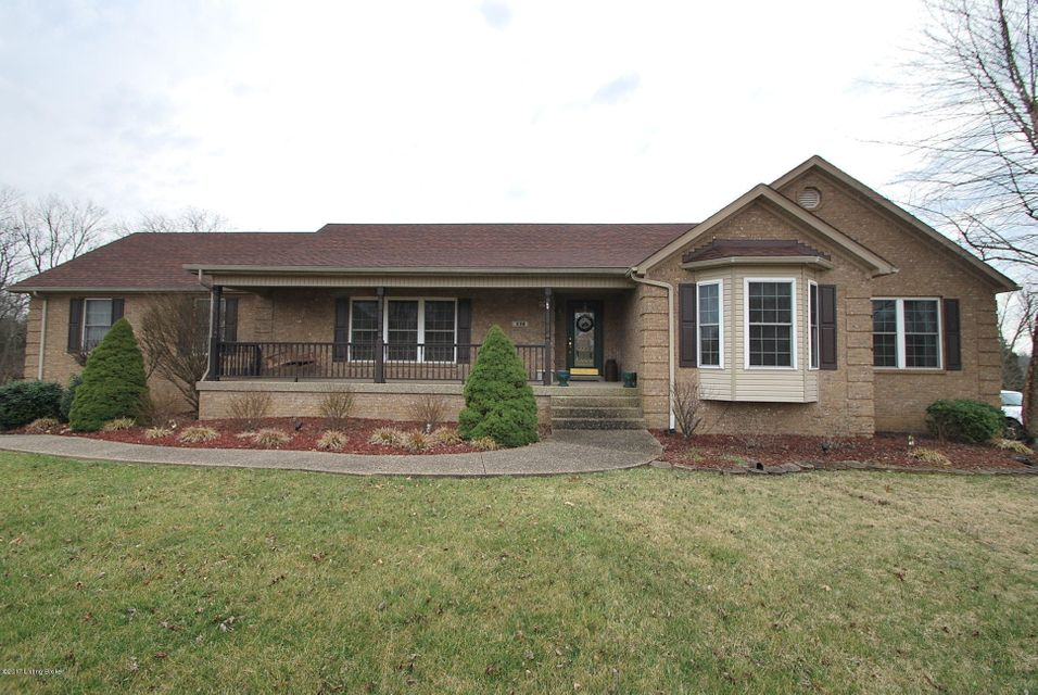 Single Family Home for Sale at 338 Kingswood Drive Taylorsville, Kentucky 40071 United States