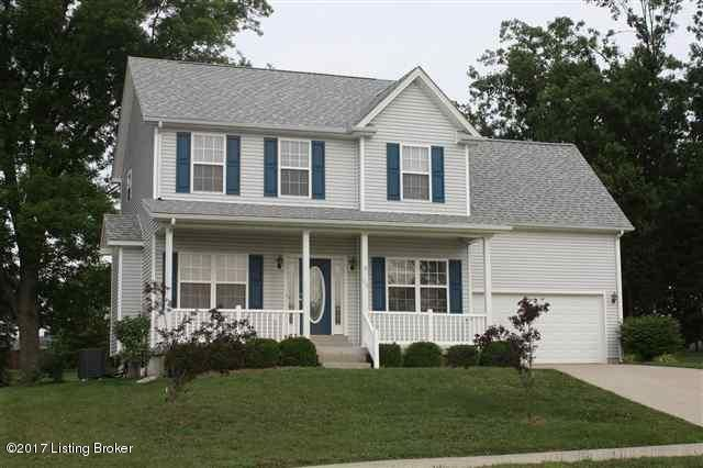 Single Family Home for Sale at 118 Burgundy Court Vine Grove, Kentucky 40175 United States