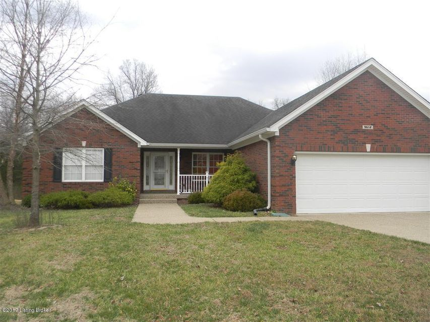 Single Family Home for Sale at 9612 Marceitta Way Louisville, Kentucky 40291 United States