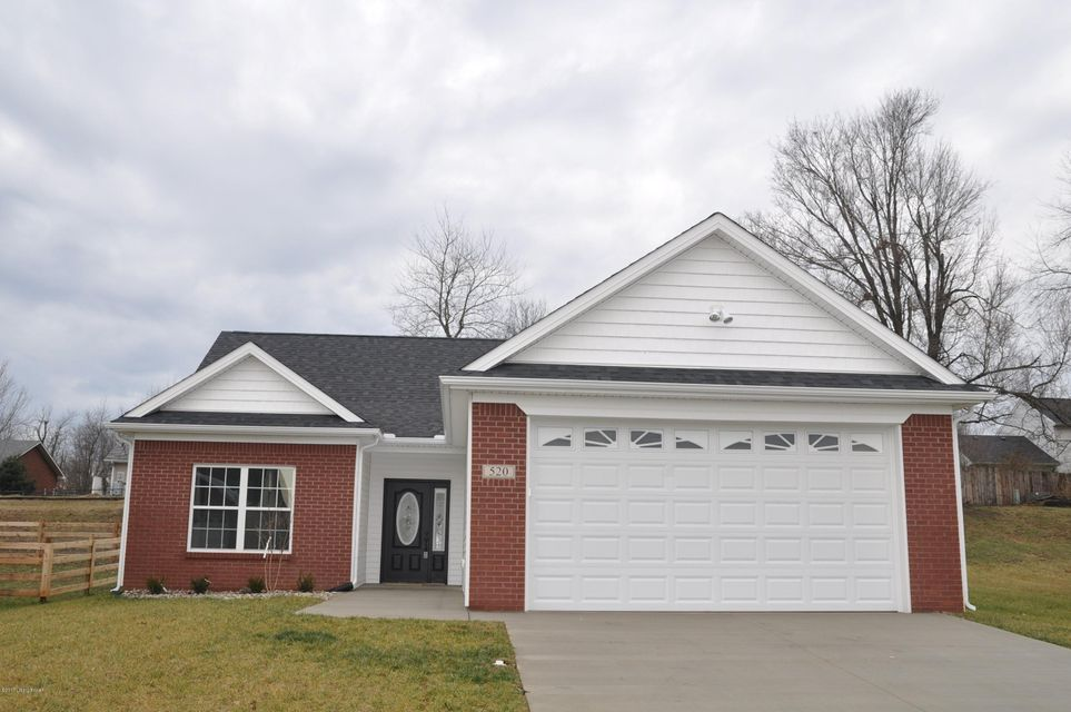 Single Family Home for Sale at 520 Winding Creek Court Elizabethtown, Kentucky 42701 United States