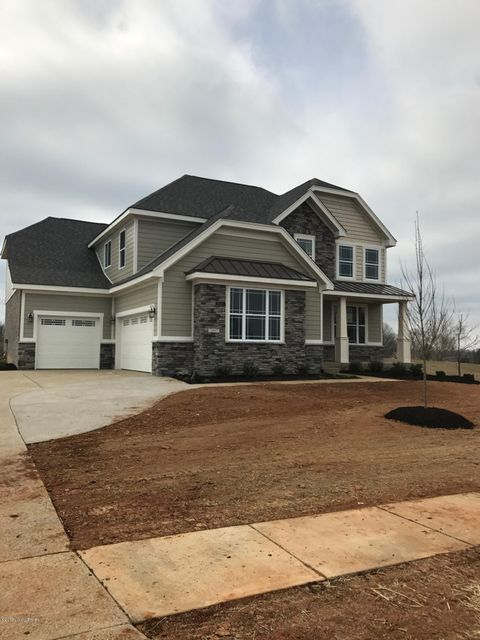Single Family Home for Sale at 2807 Chelsea Meadow Way La Grange, Kentucky 40031 United States