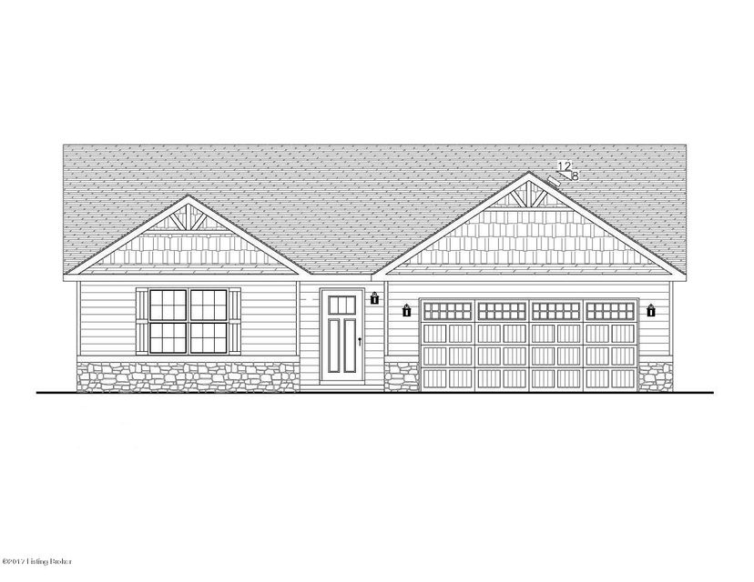 Single Family Home for Sale at Lot 116 Round Rock Drive Shepherdsville, Kentucky 40165 United States