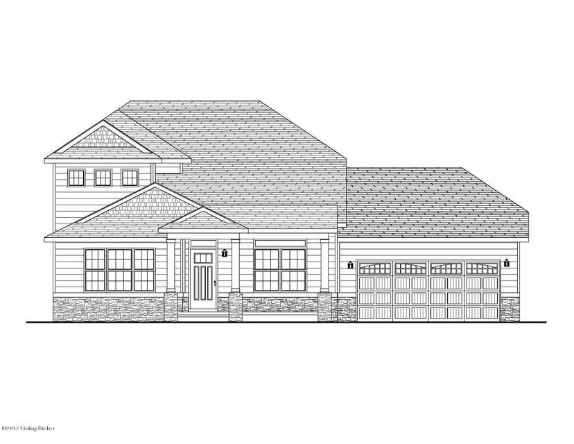 Single Family Home for Sale at Lot 118 Round Rock Drive Shepherdsville, Kentucky 40165 United States