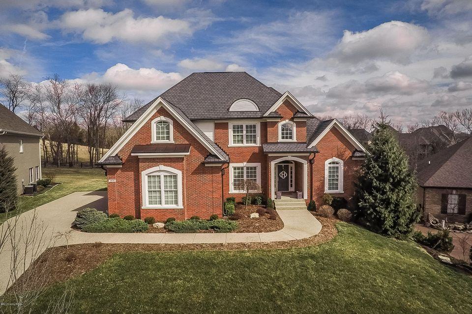 Single Family Home for Sale at 1410 Shakes Creek Way Louisville, Kentucky 40023 United States