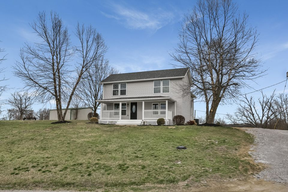 Single Family Home for Sale at 9579 Mt Eden Road Waddy, Kentucky 40076 United States