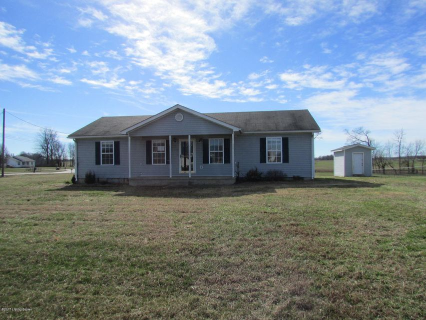 Single Family Home for Sale at 23 N Cherry Leaf Court Sonora, Kentucky 42776 United States