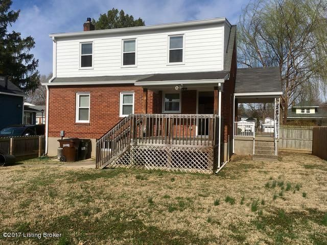 Additional photo for property listing at 3912 Massie Avenue  Louisville, Kentucky 40207 United States