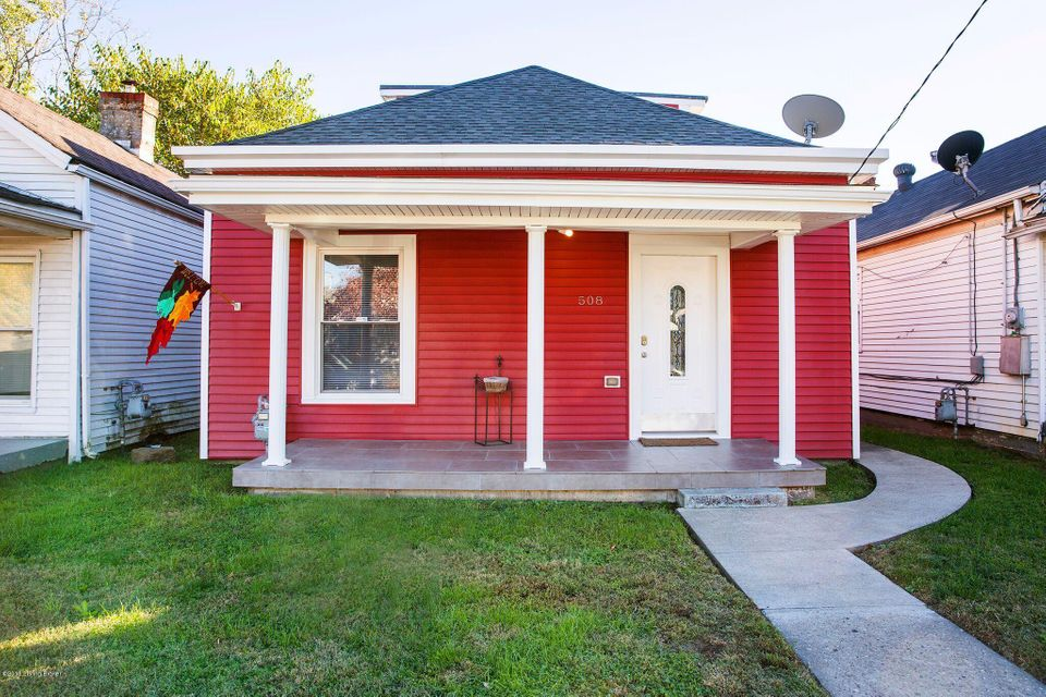 Additional photo for property listing at 508 Wainwright Avenue  Louisville, Kentucky 40217 United States