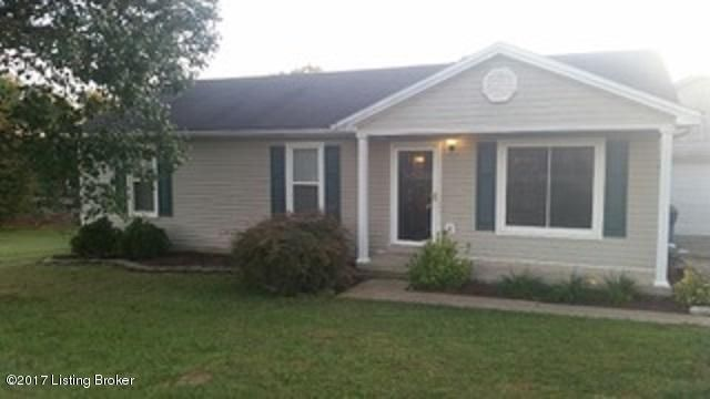 Single Family Home for Sale at 1003 Ravenwood Drive Lawrenceburg, Kentucky 40342 United States