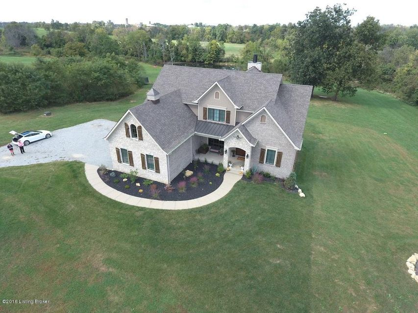 Single Family Home for Sale at 3444 Aiken Road Shelbyville, Kentucky 40065 United States