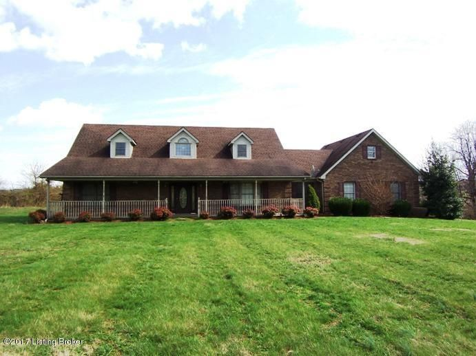 Single Family Home for Sale at 386 Plum Run Road Bardstown, Kentucky 40004 United States