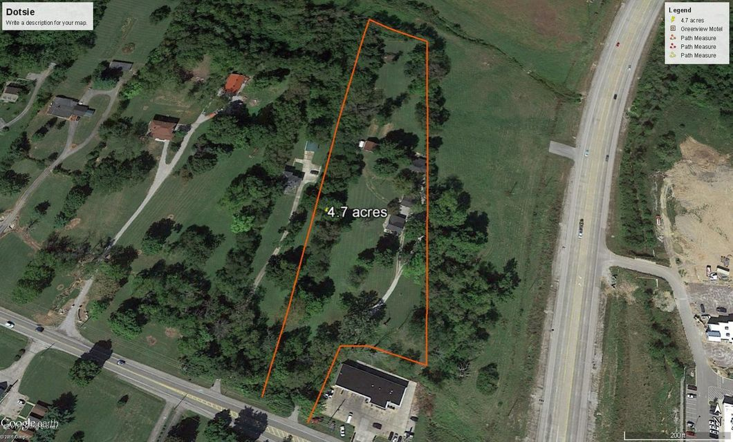 Land for Sale at 2251 E Shelbyville 2251 E Shelbyville Shelbyville, Kentucky 40065 United States