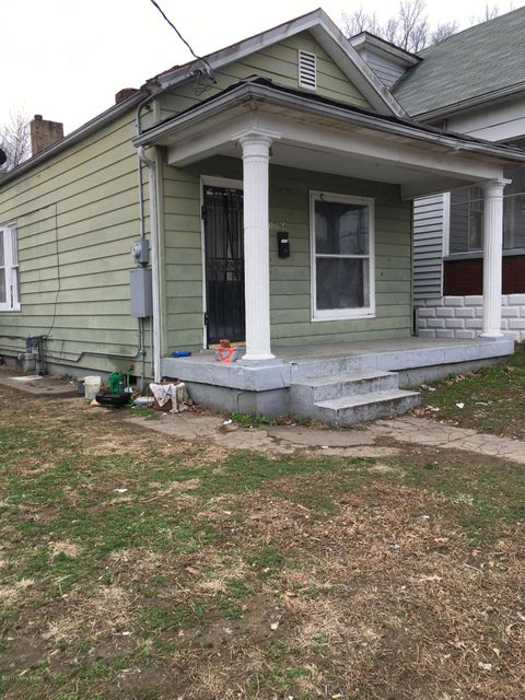 Single Family Home for Sale at 1794 W Gaulbert Avenue Louisville, Kentucky 40210 United States