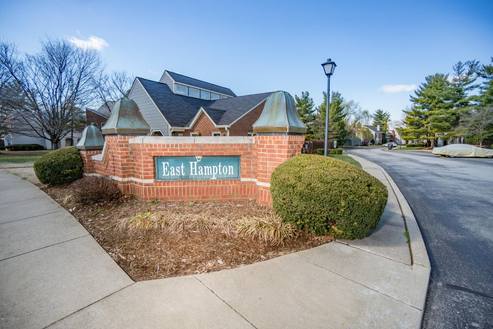 Condominium for Sale at 754 Yorkwood Place Louisville, Kentucky 40223 United States