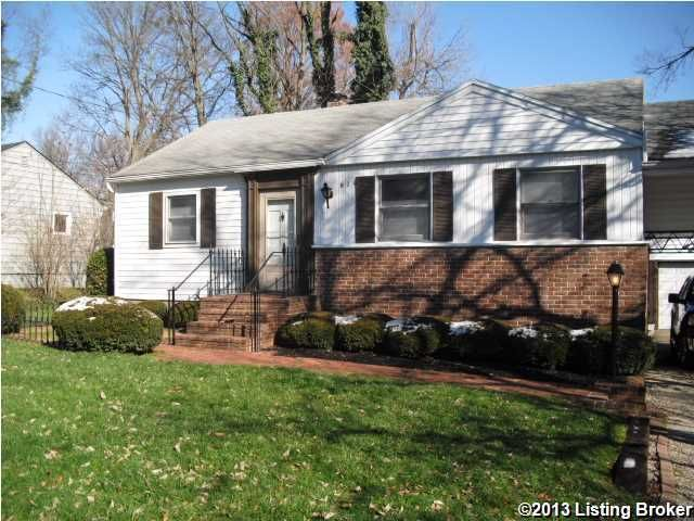 Additional photo for property listing at 619 Cochran Hill Road  Louisville, Kentucky 40206 United States