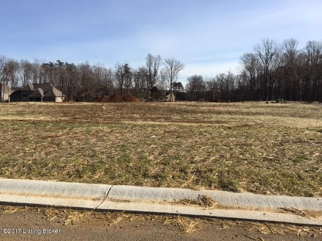Land for Sale at Lot #417 Charleston Lot #417 Charleston Mount Washington, Kentucky 40047 United States