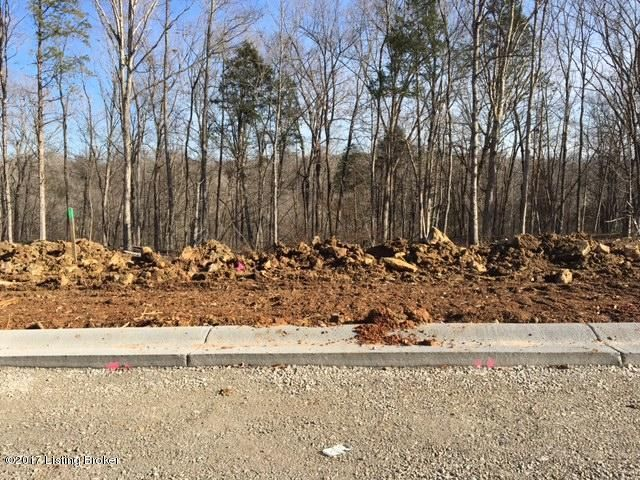 Land for Sale at Lot #107 Bluff's Edge Lot #107 Bluff's Edge Mount Washington, Kentucky 40047 United States