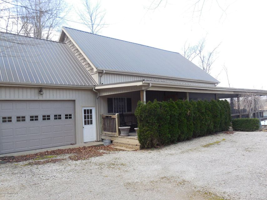 Single Family Home for Sale at 310 Twin Oaks Drive Mammoth Cave, Kentucky 42259 United States