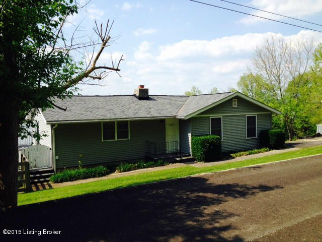Single Family Home for Sale at 1525 River View Drive Payneville, Kentucky 40157 United States