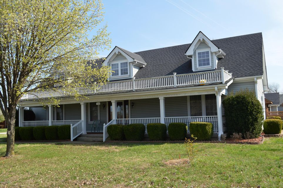 Single Family Home for Sale at 182 Lazy River North Pkwy Shepherdsville, Kentucky 40165 United States