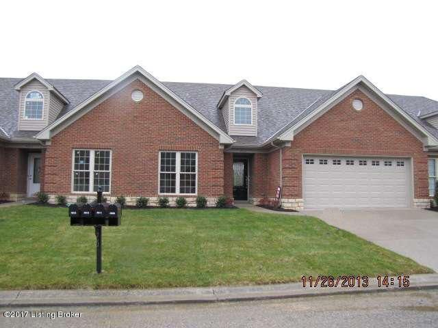 Condominium for Sale at 4611 Heritage Manor Crestwood, Kentucky 40014 United States