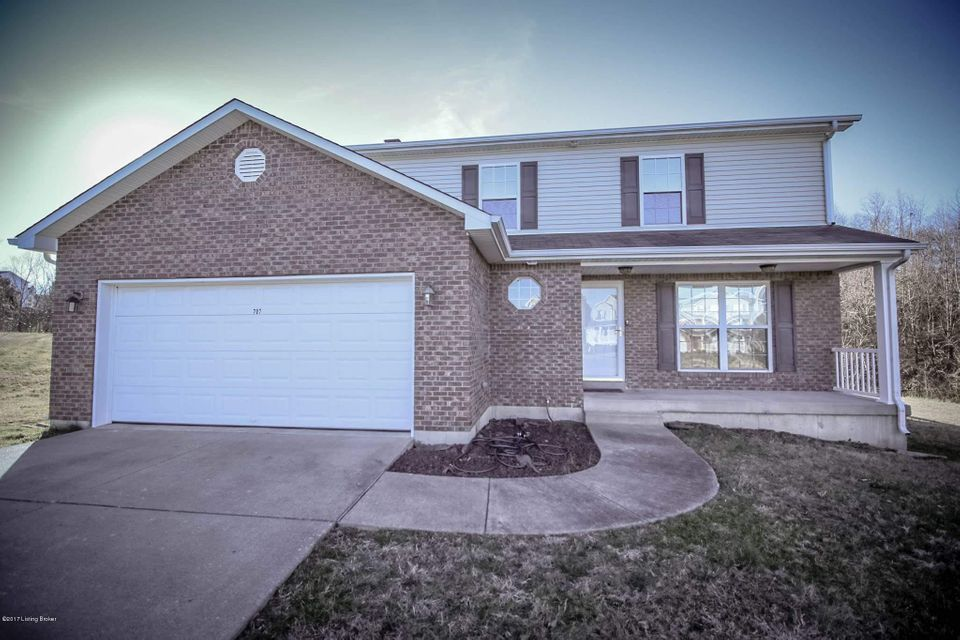 Single Family Home for Sale at 707 Clear Spring Court Elizabethtown, Kentucky 42701 United States