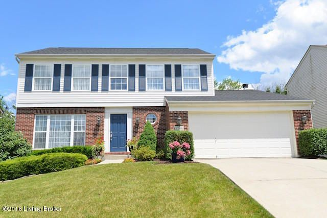 Single Family Home for Sale at 1246 Edgebrook Court Florence, Kentucky 41042 United States