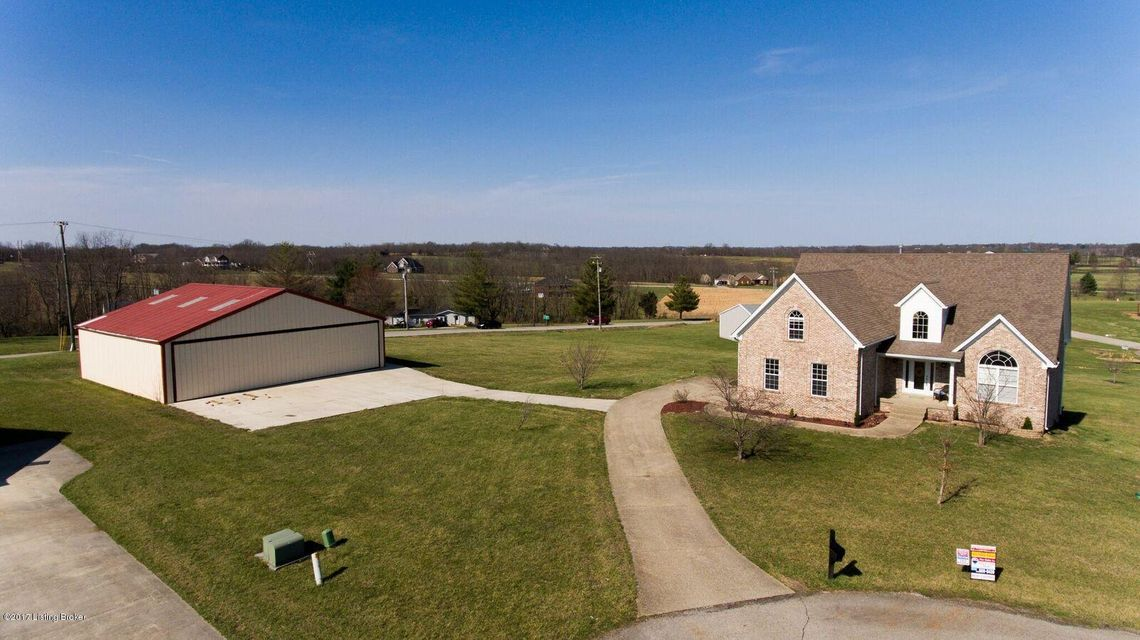 Single Family Home for Sale at 380 Airport Road Taylorsville, Kentucky 40071 United States