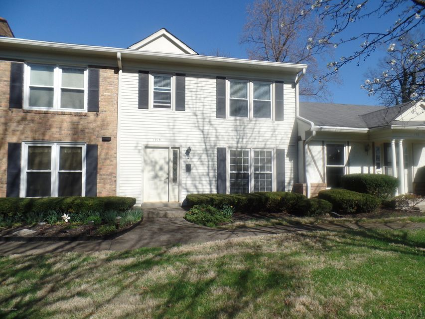 Condominium for Sale at 1913 Manor House Drive 1913 Manor House Drive Louisville, Kentucky 40220 United States