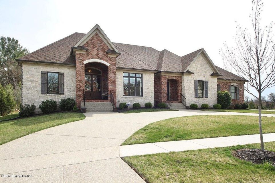 Single Family Home for Sale at 5622 Glenview Falls Place Louisville, Kentucky 40222 United States