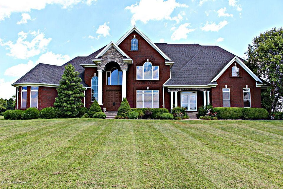Single Family Home for Sale at 3661 Taylorsville Road 3661 Taylorsville Road Shelbyville, Kentucky 40065 United States