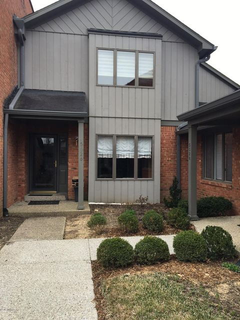 Condominium for Sale at 5526 Forest Lake Drive Louisville, Kentucky 40059 United States