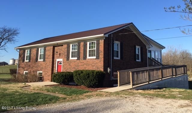 Single Family Home for Sale at 1445 Berry Cain Road Guston, Kentucky 40142 United States