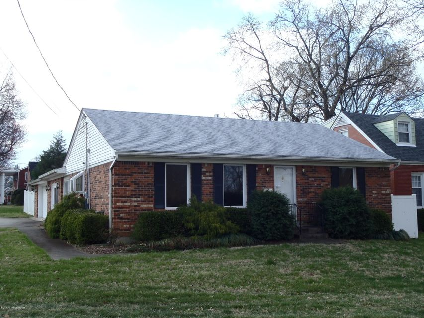 Single Family Home for Sale at 1038 Trevilian Way Louisville, Kentucky 40213 United States