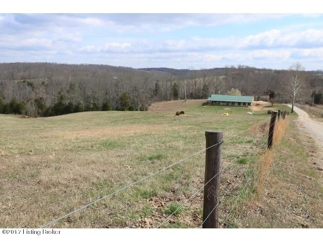 Single Family Home for Sale at 5950 Segal Road Brownsville, Kentucky 42210 United States