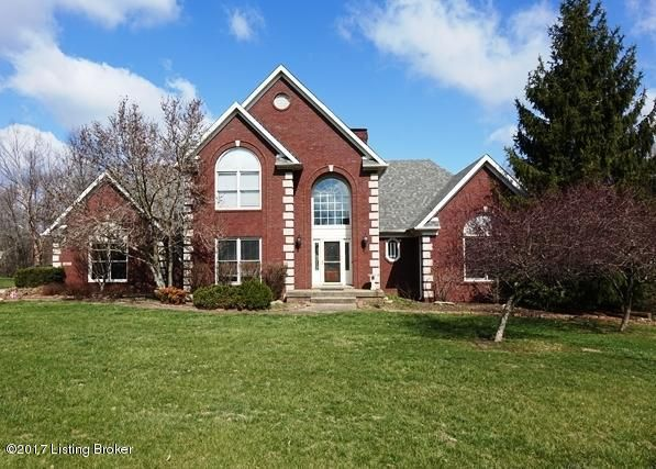 Single Family Home for Sale at 4611 Northridge Circle Crestwood, Kentucky 40014 United States