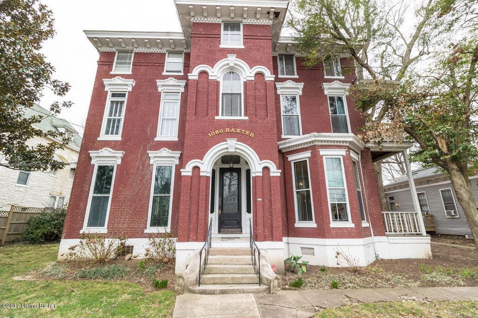 Condominium for Sale at 1080 Baxter Avenue Louisville, Kentucky 40204 United States