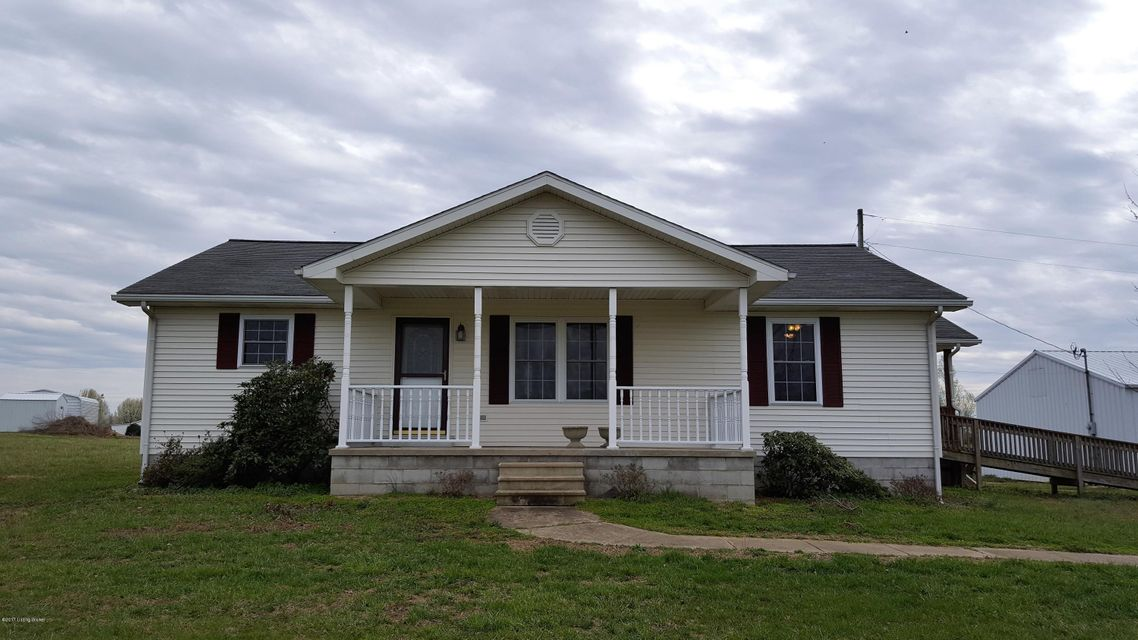 Single Family Home for Sale at 15786 S Hwy. 259 Leitchfield, Kentucky 42754 United States