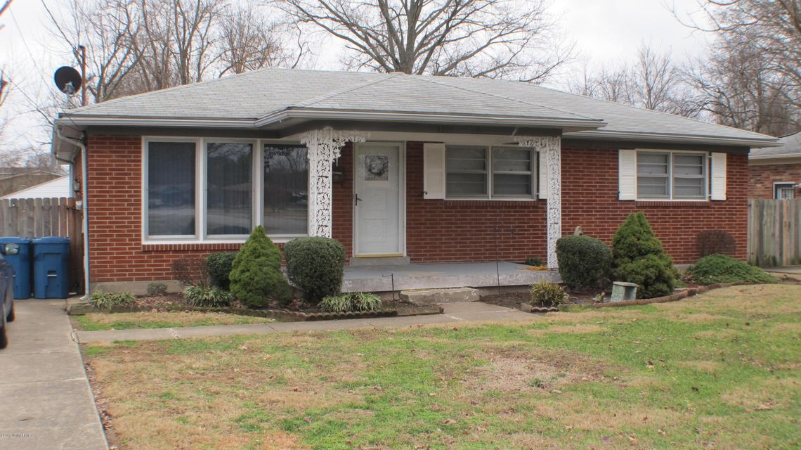 Single Family Home for Sale at 4305 Oboe Drive Louisville, Kentucky 40216 United States