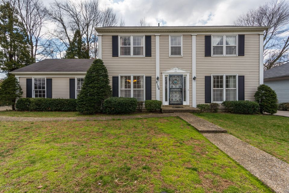 Single Family Home for Sale at 9106 Thelma Lane Jeffersontown, Kentucky 40220 United States