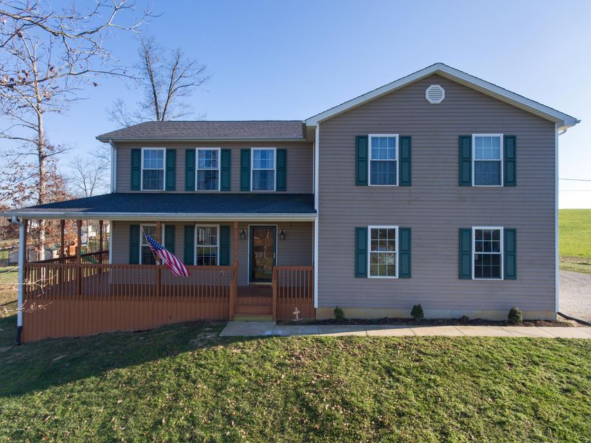 Single Family Home for Sale at 1497 Buck Knobs Road Ekron, Kentucky 40117 United States