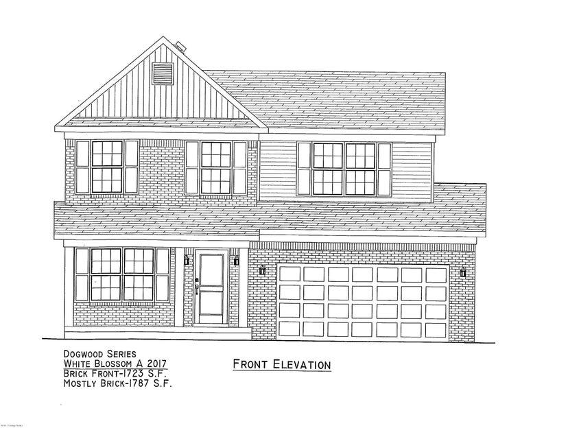 Single Family Home for Sale at Lot 320 Garnette Court Mount Washington, Kentucky 40047 United States