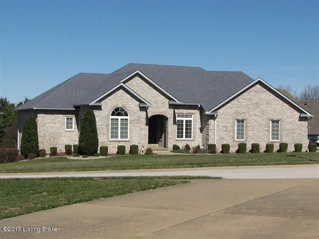Single Family Home for Sale at 1001 Deerbourne Court Elizabethtown, Kentucky 42701 United States
