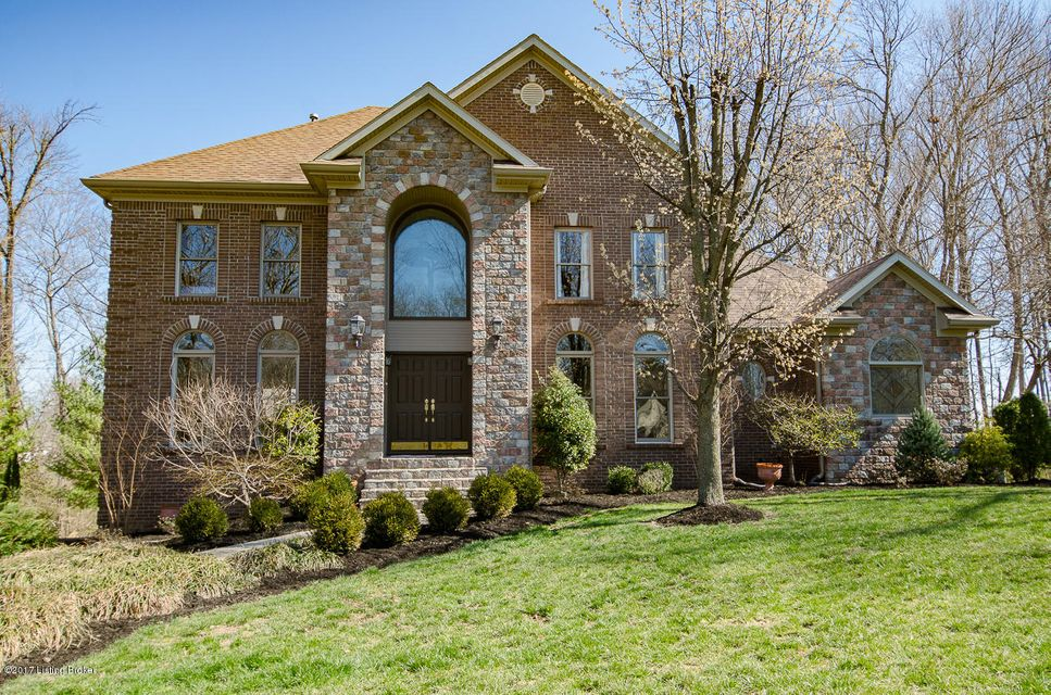 Single Family Home for Sale at 7009 Quarry Drive Crestwood, Kentucky 40014 United States