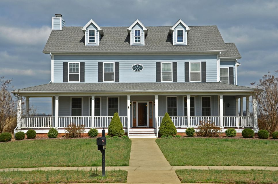 Single Family Home for Sale at 6601 Hypoint Ridge Road Crestwood, Kentucky 40014 United States