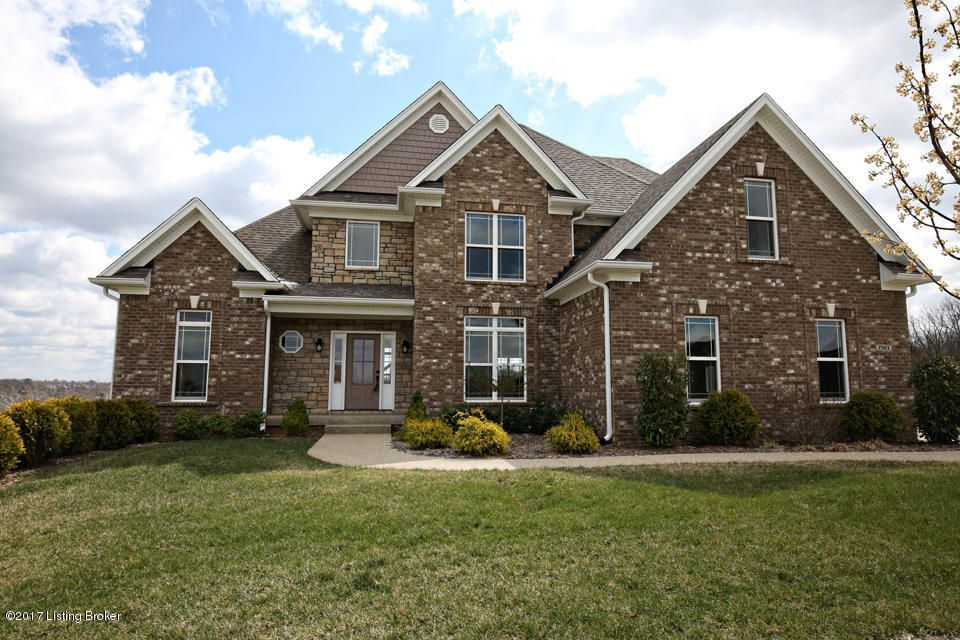 Single Family Home for Sale at 7503 Calvin Court Crestwood, Kentucky 40014 United States